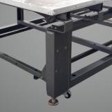 焊接牢固机架
