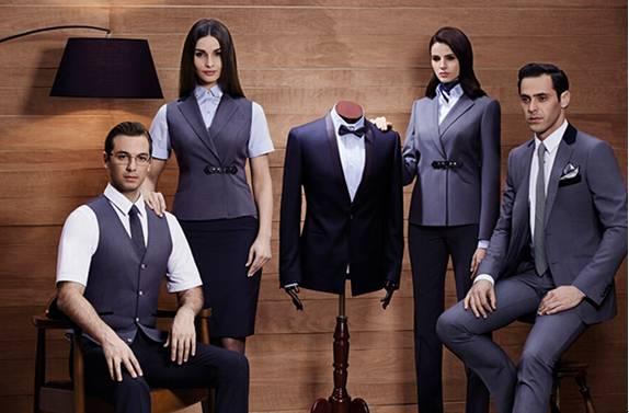 团体服装款式设计与团体定制系统的智能化全流程