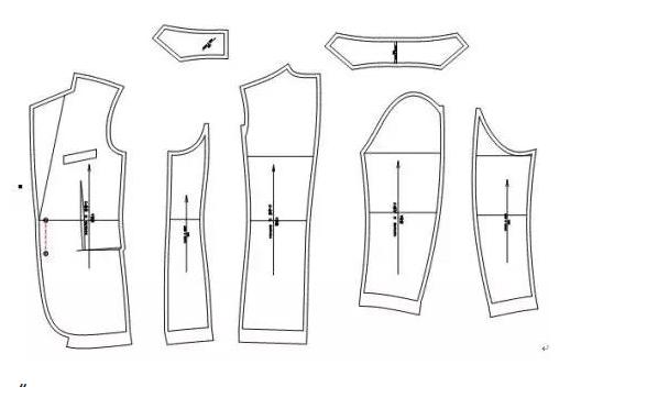 五种常用的服装放码方法整理和分析